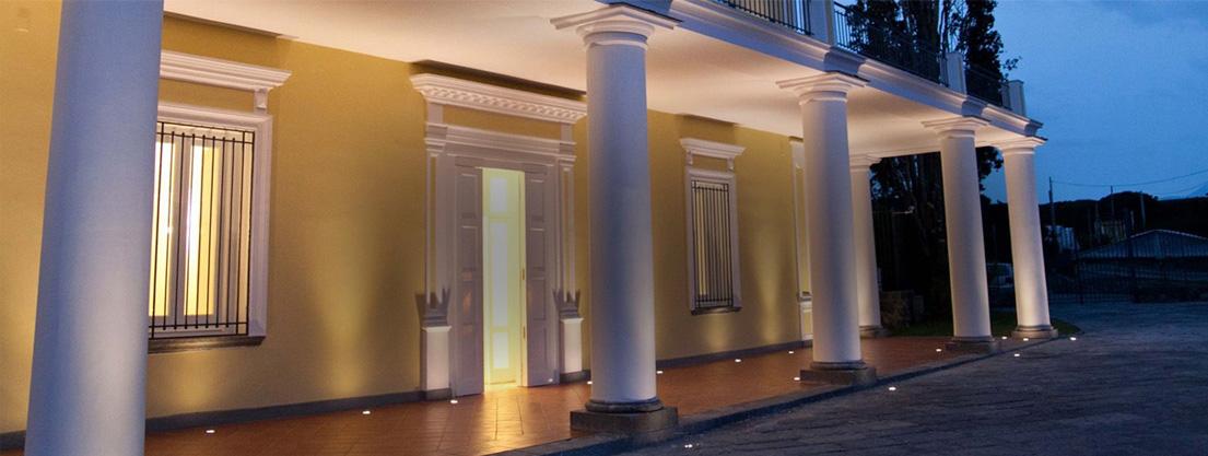 Villa delle Ginestre